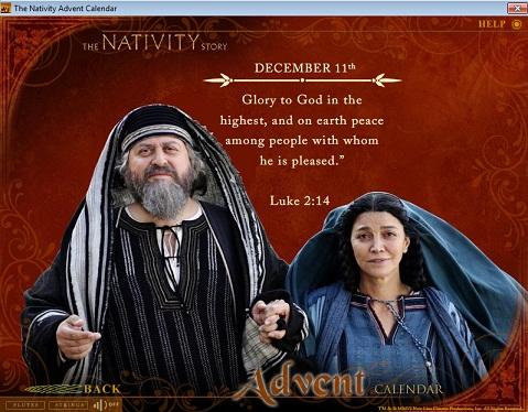 11 Dec--Luke 2_14