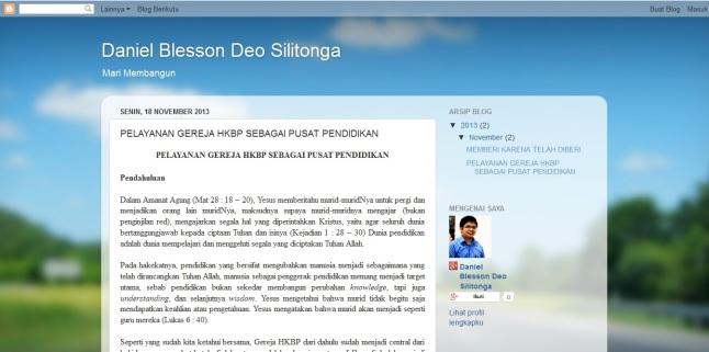 blogspot tuldan